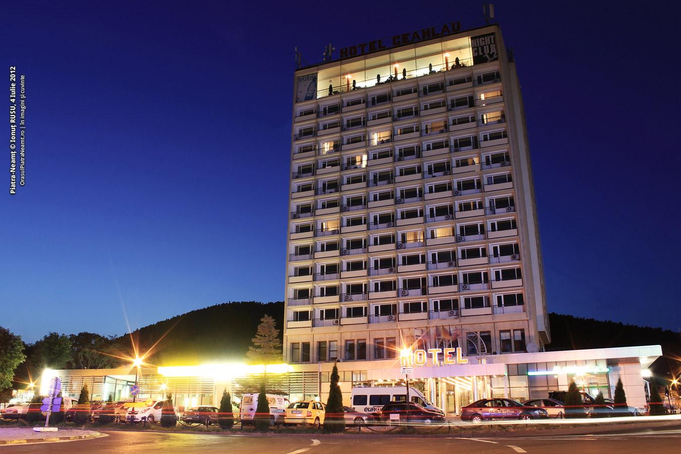 Grand Hotel Ceahlau